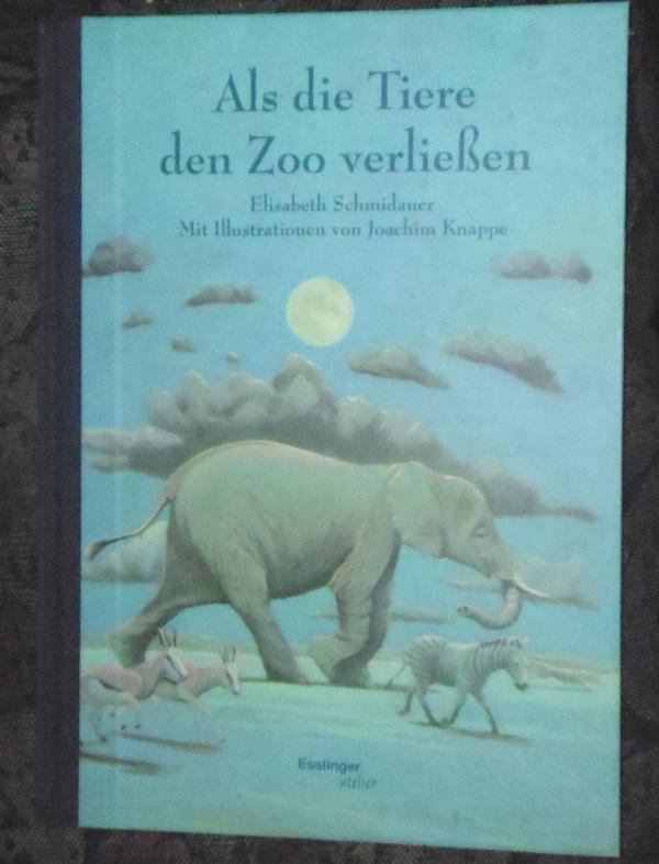 Als die Tiere den Zoo verliessen_(c) veggie-kids.de